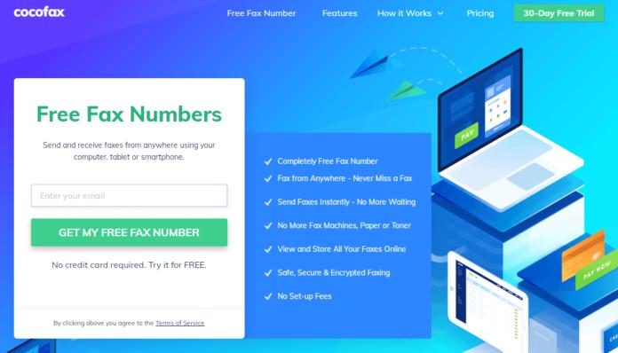 Quick & Convenient Fax Service Online