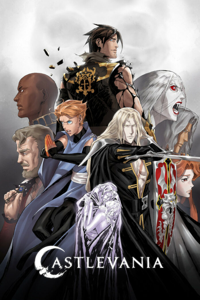 Netflix's Castlevania Hypes Season Four With New Poster