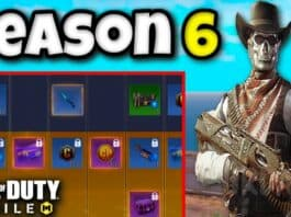 Leaks from COD Mobile Season 6 Test Server: New Operator, Perks, Maps; All you need to know