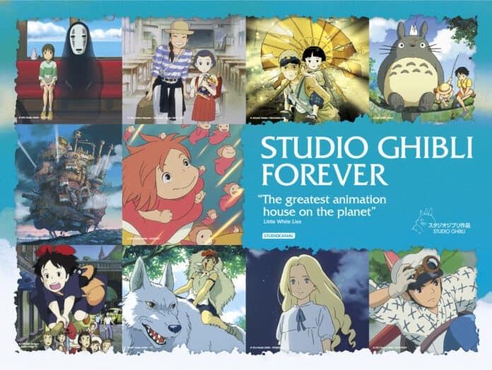 What are the best Studio Ghibli movies of all time?