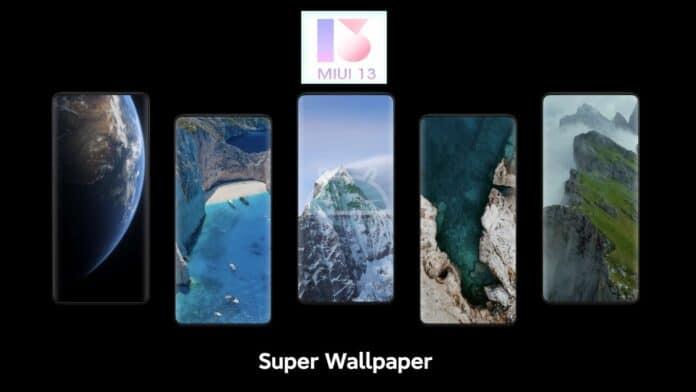 Download MIUI 13 Wallpaper